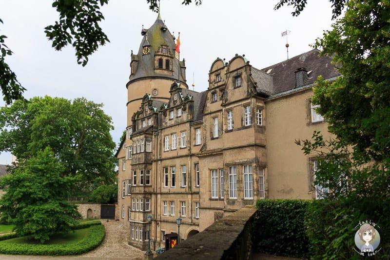 Das Residenzschloss in Detmold