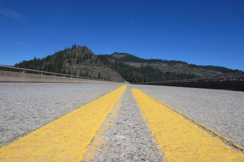 Roadtrip durch die Kaskadenkette