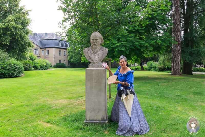 Stadtführung in Detmold mit Clara Schumann
