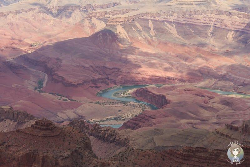 Der Colorado River im Grand Canyon