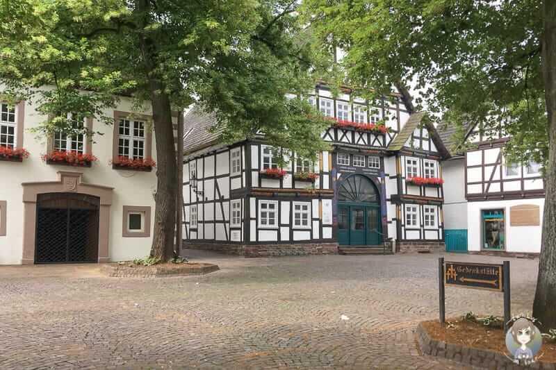 Das sehenswerte Cordt Holstein Haus in Beverungen
