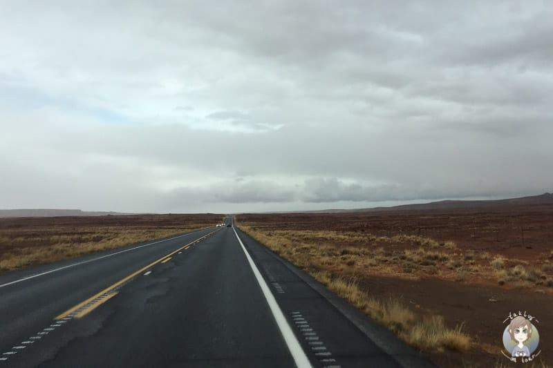 Desert View Drive in Arizona