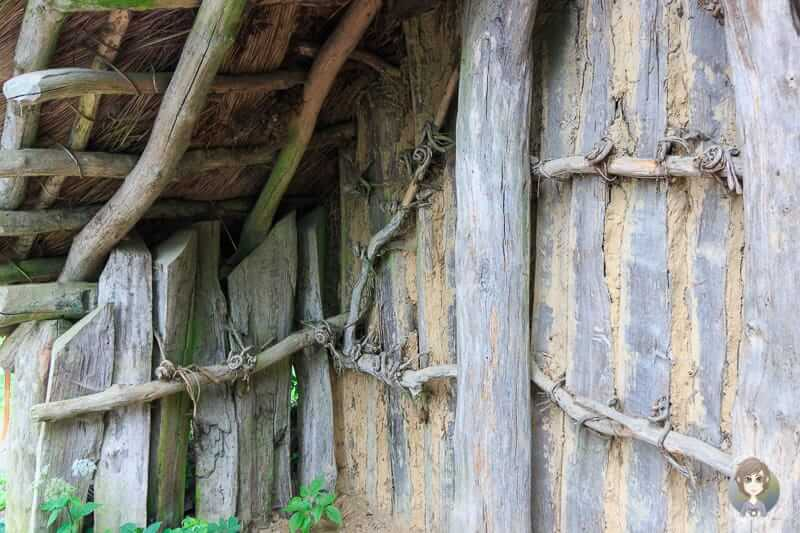 Interessanter Hausbau in der Jungsteinzeit