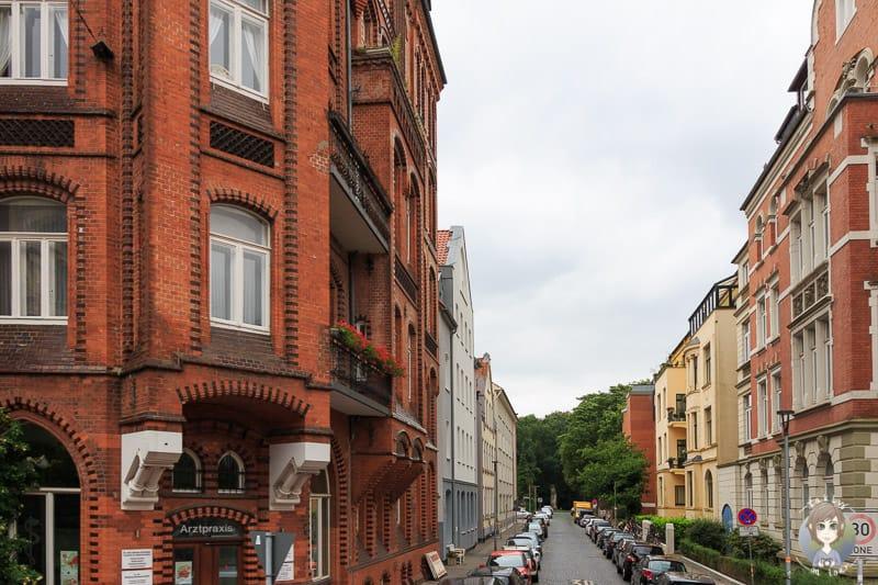 Häuser im Jugendstil in Hannover
