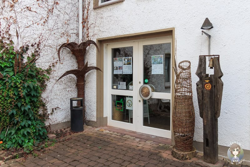 Das Korbmachermuseum Dalhausen