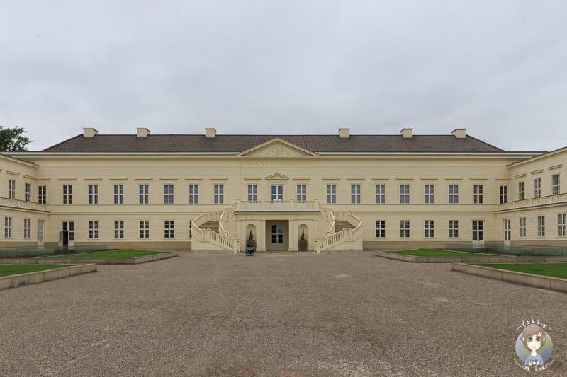 Das Schloss Herrenhausen