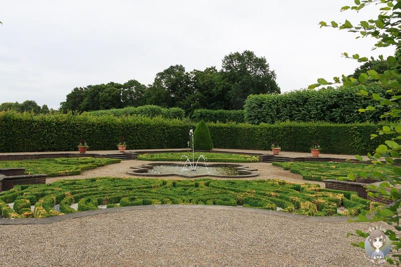 Ein Sondergarten des Großen Gartens