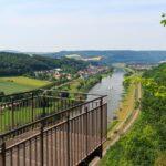 Weser-Skywalk: Toller Ausflug zum Wandern im Weserbergland