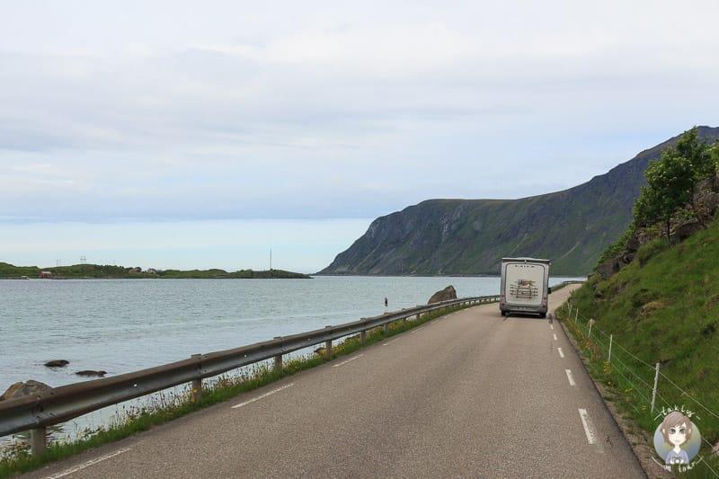 Norwegen mit dem Wohnmobil