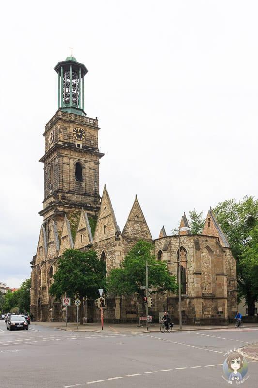 Die Aegidienkirche in Hannover