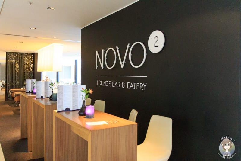 Der Barbereich im Novotel Hannover