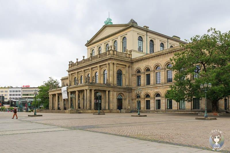 Die Staatsoper in Hannover