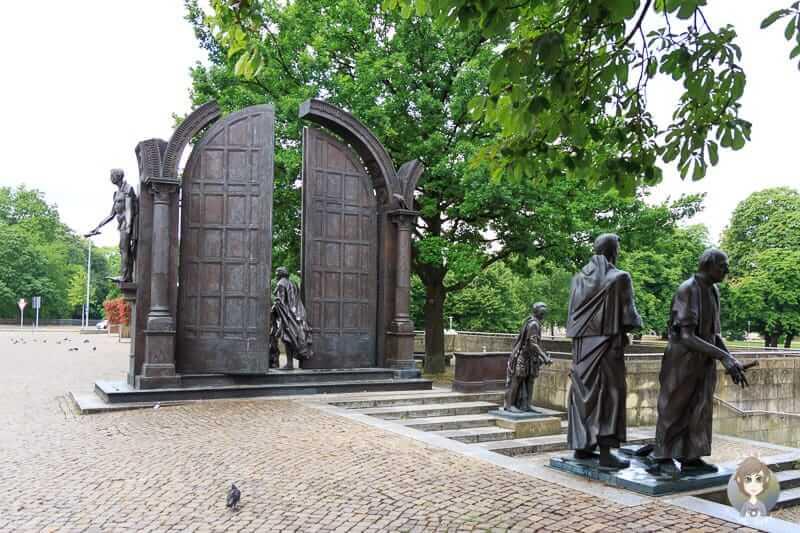Platz der Göttinger Sieben in Hannover