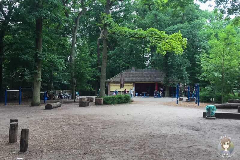 Wakitu Abenteuerspielplatz in Hannover
