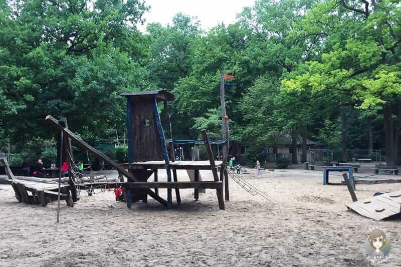 Wakitu Spielplatz in Hannover