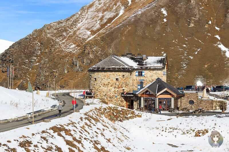 Das Haus Alpine Naturschau