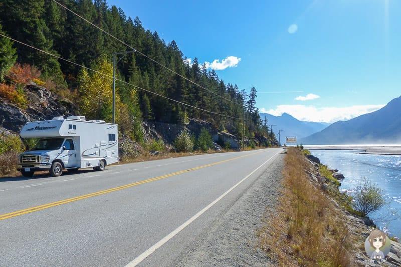 Übersicht der Kosten unserer Kanada Reise