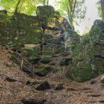 Die spektakuläre Teufelsschlucht Wanderung in der Eifel