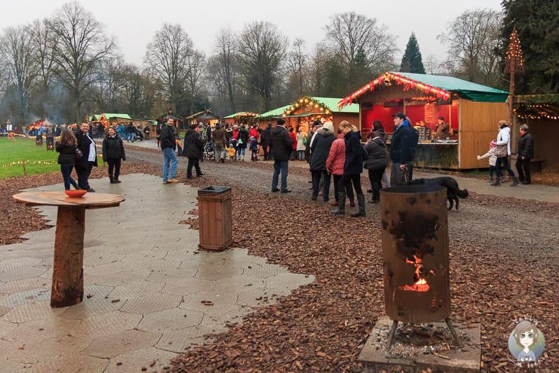 Weihnachtsmarkt Merode bei Düren