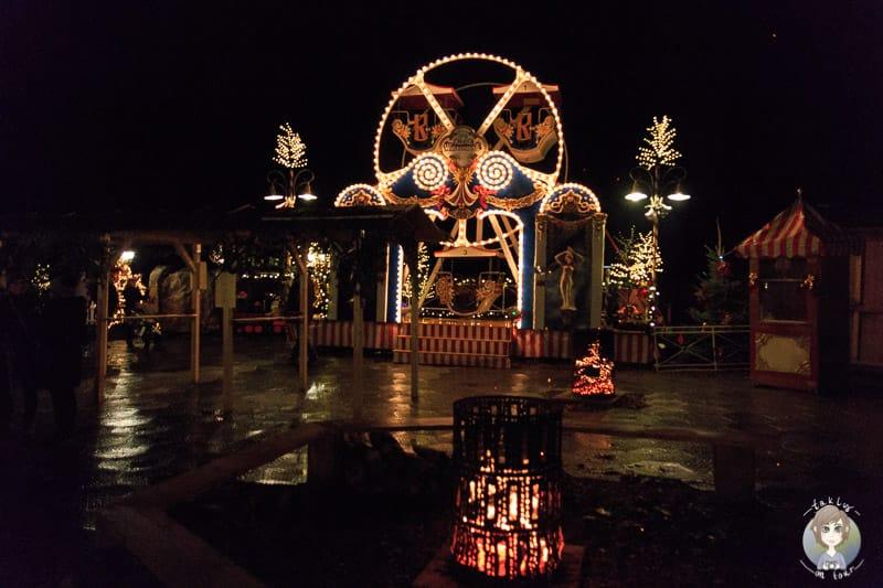 Weihnachtsmarkt am Schloss Merode