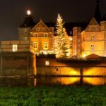 Weihnachtsmarkt Schloss Merode: Romantischer geht es kaum!