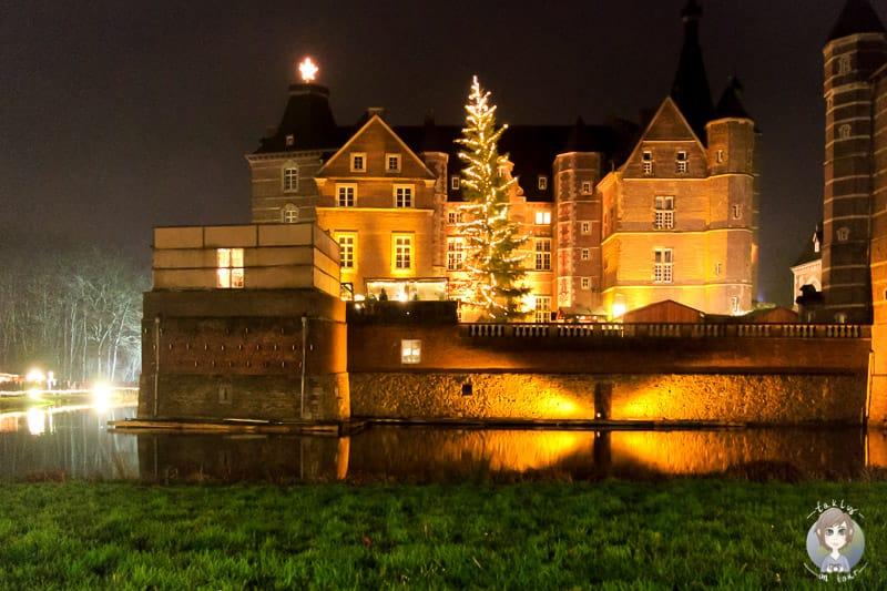 Erfahrungsbericht vom Weihnachtsmarkt Schloss Merode