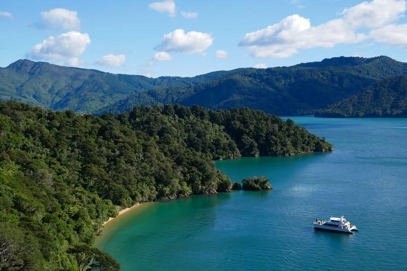 Erfahrungen in Neuseeland mit Kind