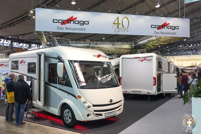 Carthago Wohnmobile CMT