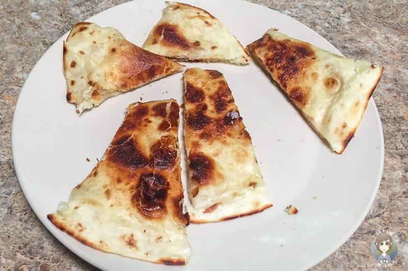 Einfache und Schnelle Rezepte für die Campingküche wie Käse Tortilla