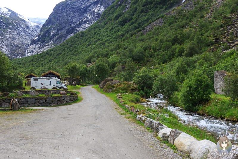 Der Melkfull Bretun Camping