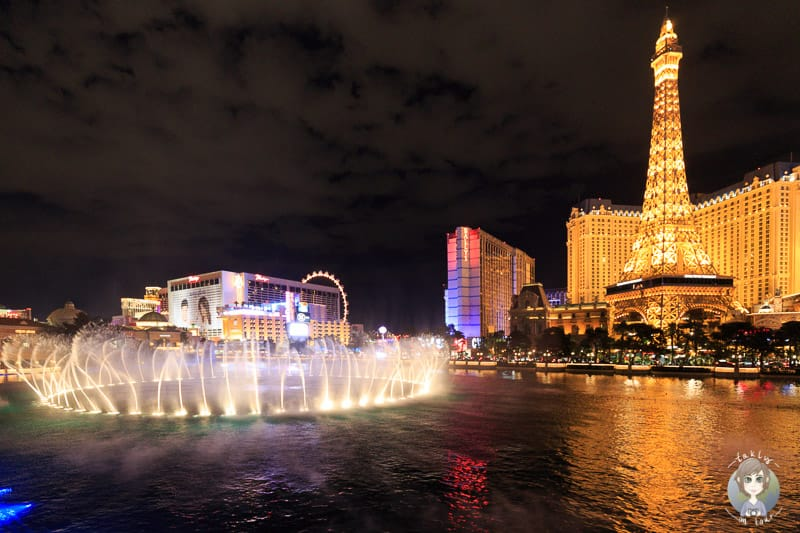 Las Vegas Erfahrungen