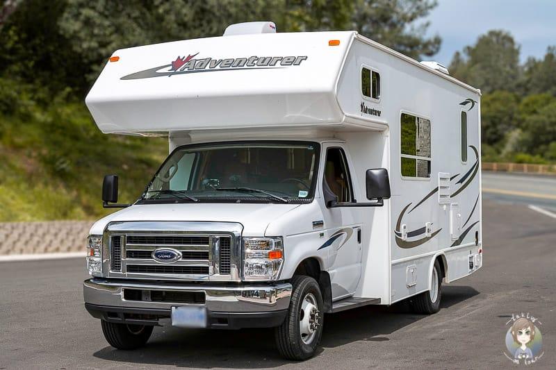 Ein Camper in den USA unsere Tipps und Erfahrungen zum Wohnmobil mieten in den USA