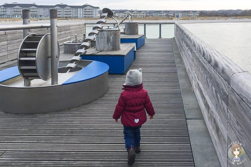 Urlaub in Heiligenhafen mit Kind