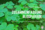 Zusammenfassung Blogparade Verantwortung mit Nachhaltigkeit und Overtourismus