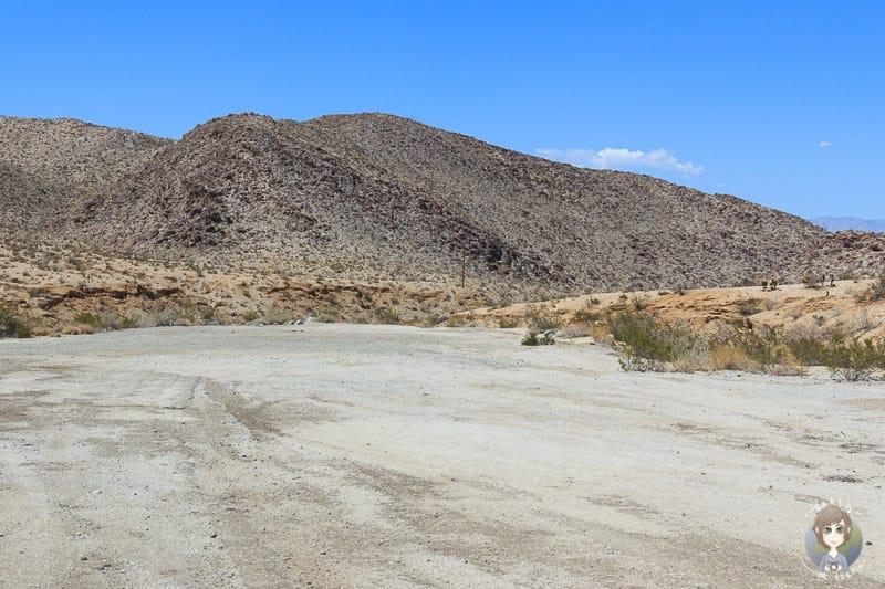 kostenloser Yaqui Pass Campground