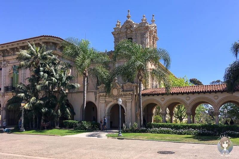 Balbao Park Casa del Balboa