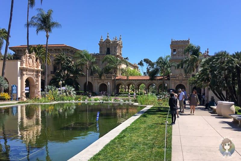 Casa del Balboa San Diego
