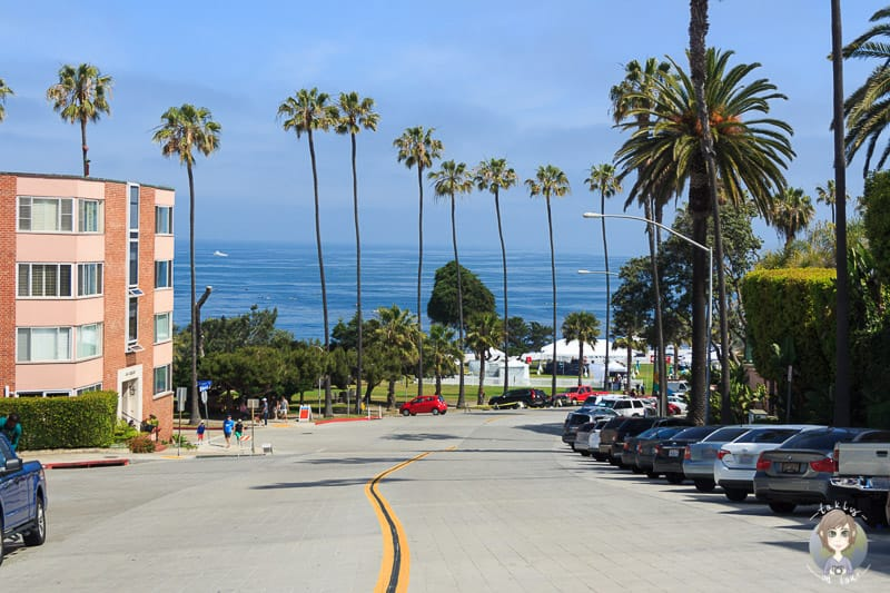 La Jolla Westküste Kalifornien