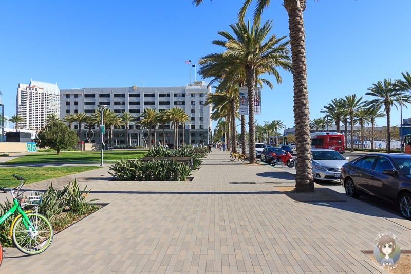 N Harbour Drive San Diego