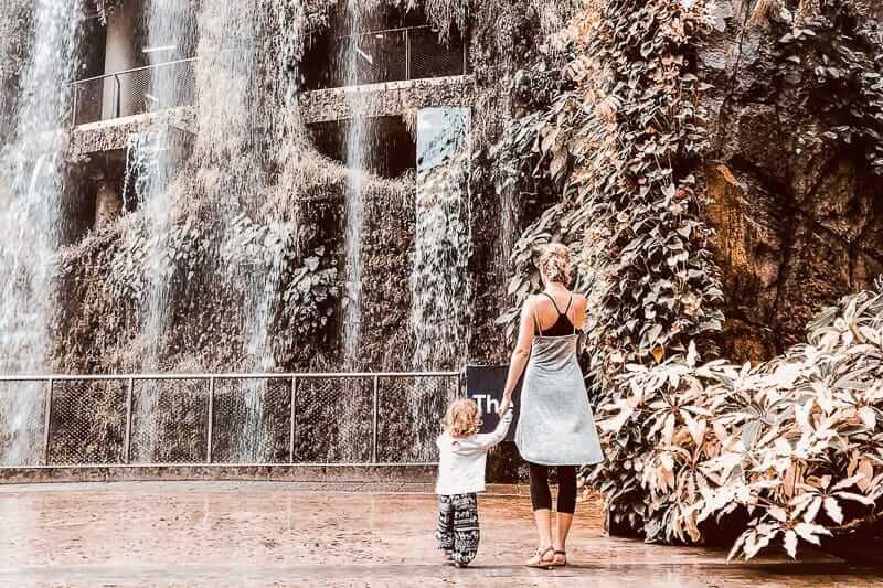 Alleine Reisen mit Kind nach Asien
