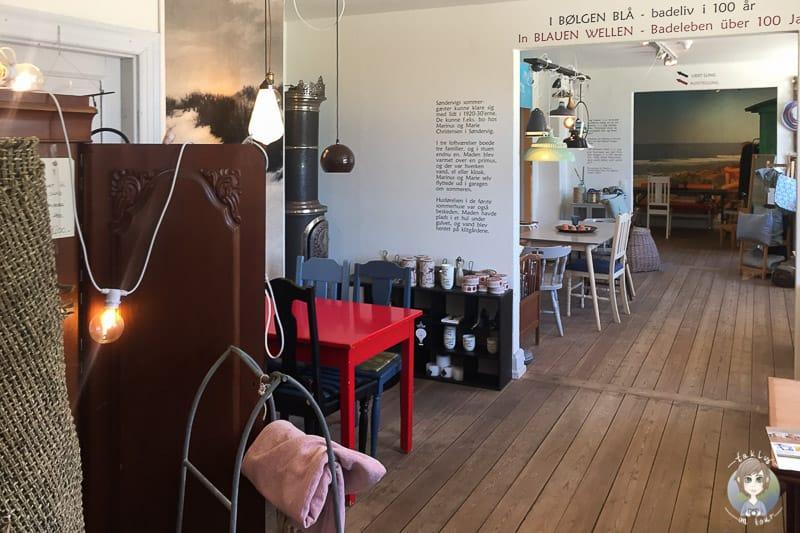 Cafe am Lyngvig Fyr