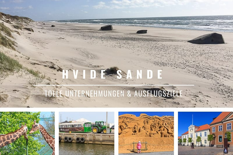 Unternehmungen in Hvide Sande Dänemark