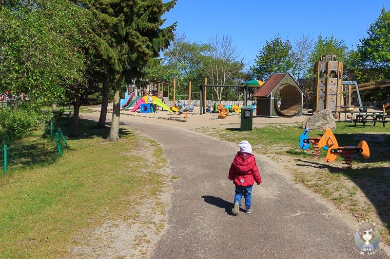 Besuch mit Kind im Jyllands Park Zoo