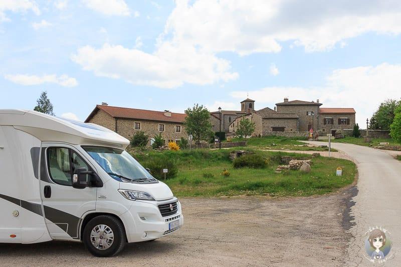 Durch die Loire in Frankreich mit dem Wohnmobil