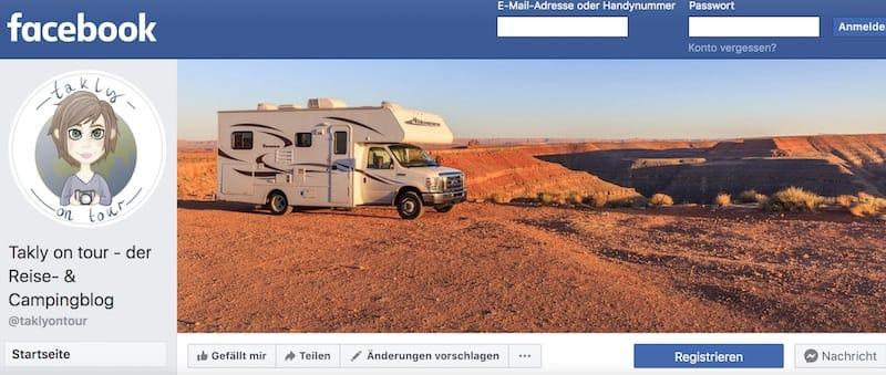 Reiseplanung mit Facebookgruppen und Bloggern