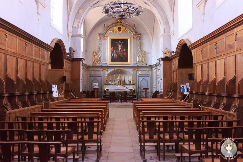 Eglise Saint Bruno in Sainte-Croix-en-Jarez