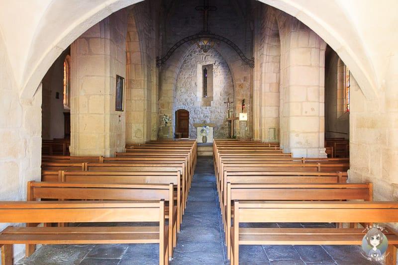 Eglise Saint Pierre in Marols