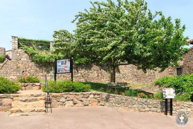 Infos am Kulturzentrum von Saint-Jean-Saint-Maurice sur Loire