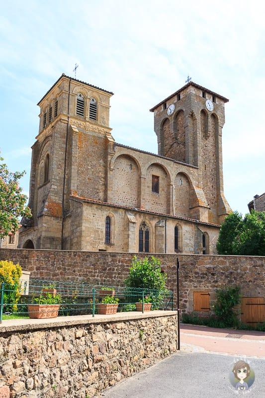 Kirche Saint Pierre in Marols