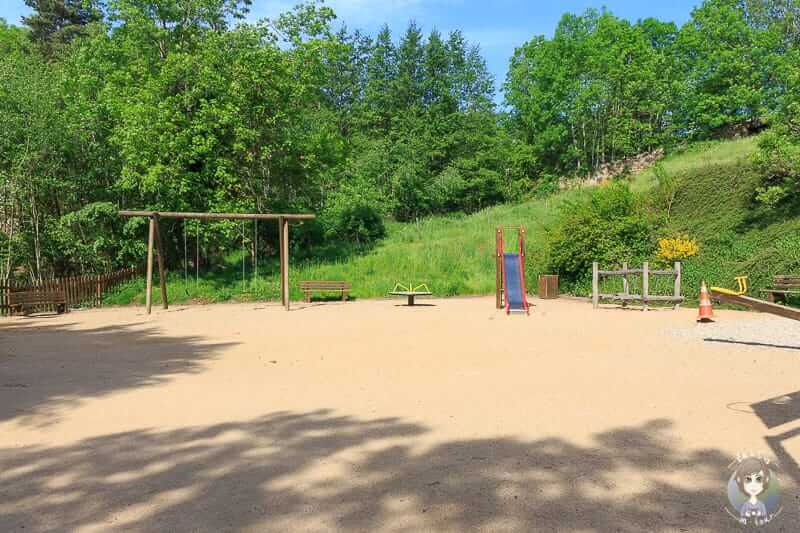 Spielplatz in Marols